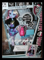 Monster High Abbey Bominable Picture Day (Эбби Боминабл, фото дня)