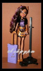 Monster High Clawdeen Wolf SCARIS (Клаудин, Скарижская)