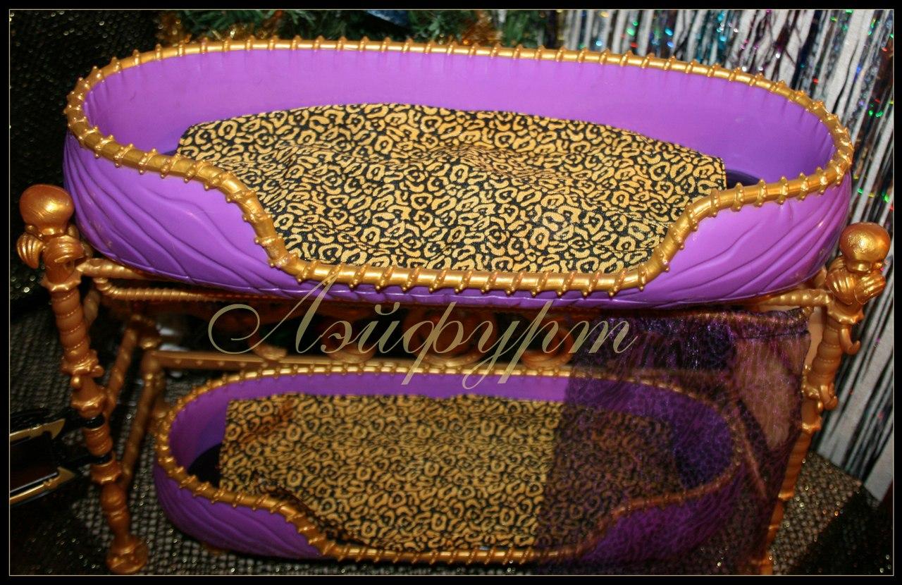 Кровать для клео де нил