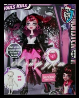 Monster High Draculaura Ghouls Rule (Дракулаура Маскарад, Девушки рулят)