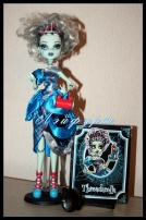 Monster High Frankie Stein (Френки Штейн, Золушка)
