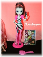 Monster High Frankie Stein of the Dance (Френки Танцевальная)