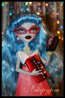 Monster High Ghoulia Yelps Of the Dance (Гулия Танцевальная)