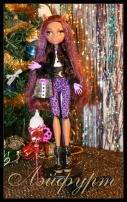 Monster High Clawdeen Wolf 1600 Series (Клаудин 1600)