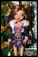 Monster High Clawdeen Wolf original (Клаудин базовая)