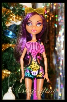 Monster High Clawdeen Wolf gloom beach (Клаудин глум бич)