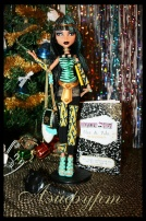 Monster High CLEO DE NILE School out (Клео скул аут)