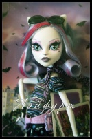 Monster High Catrine Demew (Кэтрин Дэмяу)