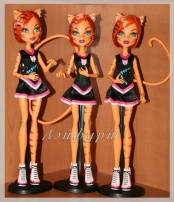 Monster High Toralei Stripe (Тореляй Страйп)