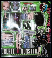 Monster High Вампир и Морское чудовище